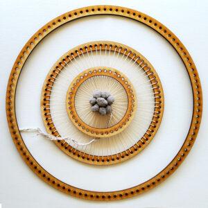 Circle Frame Loom - Large-0