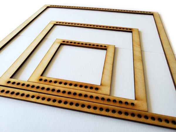 Square Frame Loom - Full Set-16928