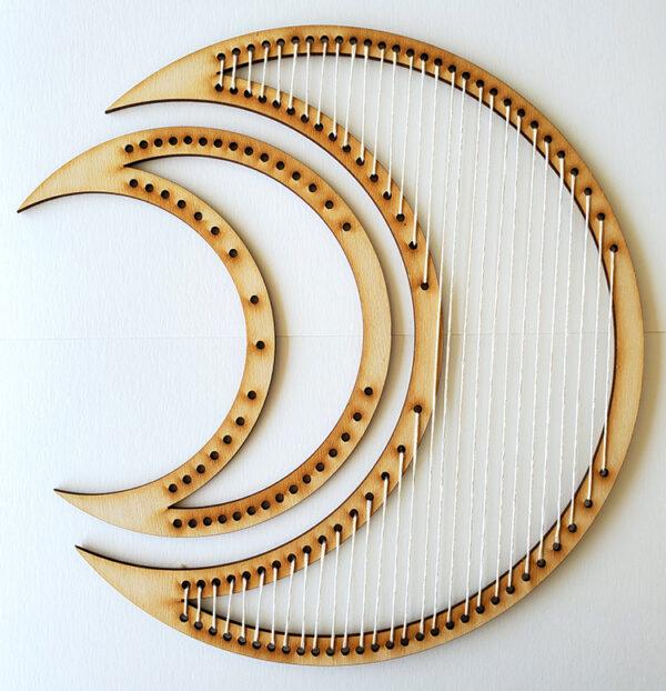 Crescent Moon Frame Loom - Set-0