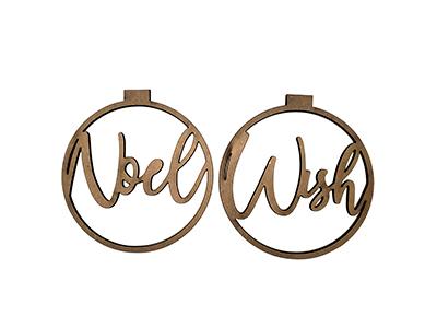 Noel & Wish Ornaments-0