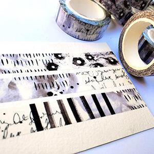 Marked Washi Tape-0