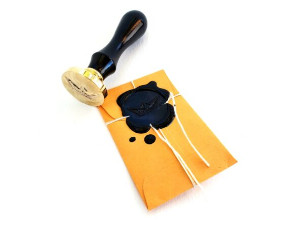 Wax Seal PAPER BOAT-17308